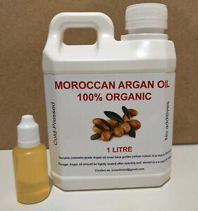 ARGAN OIL MOROCCAN -LOWEST PRICE- PURE, COLD-PRESSED FREE POSTAGE IN AUSTRALIA