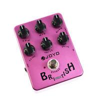 JOYO JF-16 British Sound DI Amplifier Sim Guitar Effect Pedal