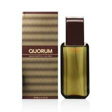 Quorum by Antonio Puig for Men 3.4 oz Eau de Toilette Spray Brand New