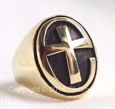 Knights Templar Anglican Men's Ring Church of England Scotland UK Episcopal