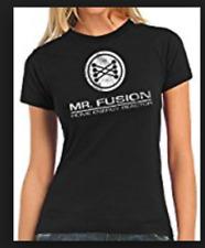 New Touchlines Mr. Fusion T-Shirt Black Sz- L RRP-£25.00 (P10)