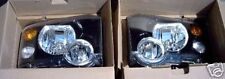 Land Rover Discovery 2003-2004 European Spec Headlamp Pair Brand New