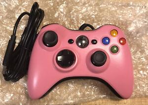 xbox 360 controller Pink  Unused
