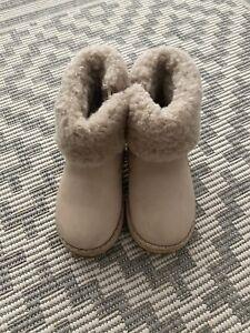 Zara Baby Boots Size 6
