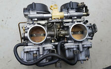 Yamaha TRX 850 4NX Carbs BST38 Carburettors with accelerator pump May fit Ducati