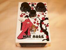 Way Huge Geisha Limited Edition Overdrive Guitar Pedal. Please Read Description.