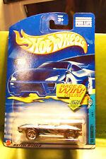 Hot Wheels 1965 65 Dk Candy Blue Metallic Corvette w/ Rare Gray Enamel paint!!