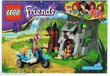 LEGO® Friends 41032 Bauanleitung  Bauplan NEU - construction manual NEW