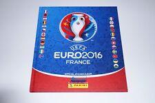 PANINI Euro 16 France 2016 - Hardcover Deluxe Album Neu/Limitiert