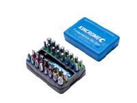 Kincrome 33 Piece Mechanics Bit Set