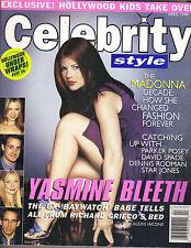 Yasmine Bleeth Estilo Famosa Revista 4/99 Madonna