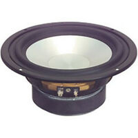 """NEW 6.5"""" Woofer Speaker.Replacement.8 ohm.Home Audio Driver.6 1/2.7"""" frame"""