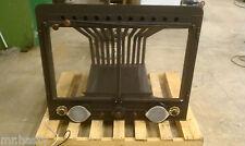 Fireplace Insert Wood Grate Heater Furnace Blower Heat Exchanger Heatilator BTU