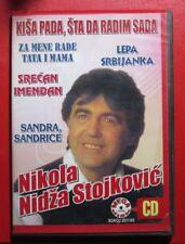 Nikola Nidza Stojkovic CD, Kisa Pada Sta Da Radim Sada, Sandra Sandrice Folk
