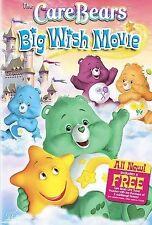 The Care Bears - Big Wish Movie (DVD, 2005)