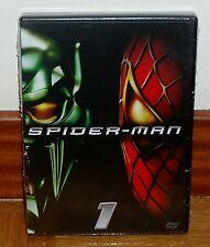 SPIDER-MAN 1 - DVD - SIGILLATO - NUOVO - AZIONE - FANTASTICO - AVVENTURE