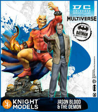 KNIGHT MODELS DC JASON BLOOD & THE DEMON SET RESIN NEW