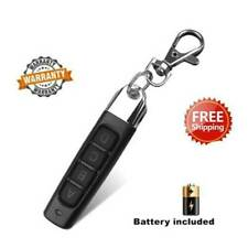 433MHZ Garage Door Opener Remote Control Duplicator Clone Code Scanner Car Key ~