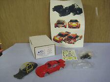 NEW, UNBUILT, JPS Porsche 934 No.57 Le Mans 1976, 1/43 Resin Factory Painted Kit