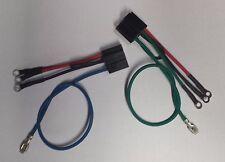 Johnson Evinrude Power Trim & Tilt Relay Harness Connector Socket, Blue & Green