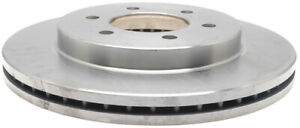 ACDelco 18A1625A Front Brake Rotor For 04-08 Ford Lincoln F-150 Lobo Mark LT
