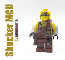 LEGO Custom - Shocker MCU - Marvel Super heroes spiderman homecoming like 76083