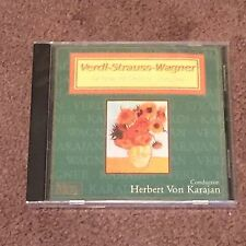 Verdi-Strauss-Wagner La forza del Destino - Don Juan (CD, Music, Classical) New
