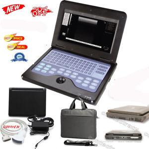 Portable Notebook Laptop Ultrasound machine Scanner system Digital,CONVEX probe