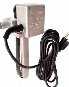 "Skimpy El Nino 6"" Belt Oil Skimmer for tramp oils in coolant NEW! Made in USA!"