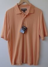 Kirkland Polo Orange Men's Shirts Size-M  New