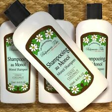 Monoi Tiki Tahiti Shampoo COCO 250ml jedes Haar Kokosduft strapaziert trocken
