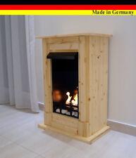 Ethanol Firegel Fireplace Cheminee Chimenea Madrid Premium Nature + 21 piece set