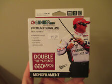 Gander Mountain Premium Fishing Line - 6 Lb 660 Yards Clear Monofilament