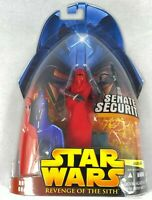 HASBRO STAR WARS REVENGE OF THE SITH ROYAL GUARD 2005 ACTION FIGURE NEW SEALED