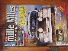 $$$ Revue mille Miles Alpine Magazine N°46 R5 MaxiA110 1500A443 Le Mans