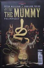 The Mummy SOFIA BOUTELLA SIGNED Comic Book