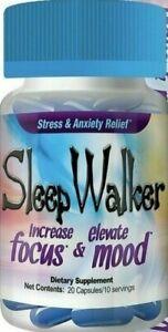 Sleepwalker 20ct in SEALED BOTTLE / FREE SHIPPING