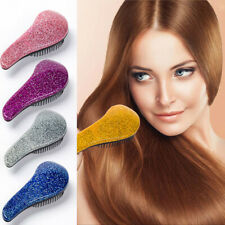 Anti-static Brush Hair Handle Tangle Shower Magic Detangling Comb Salon Styling