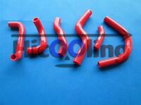 Red Silicone Radiator Hose for HONDA RVF400 NC35 or NC30 VFR400
