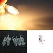 Pro 12 pcs Halogen Light Lamp Bulb Capsule 20W 20 Watt 12V G4 Base JC Type 2 Pin
