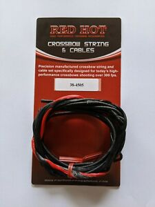 Parker Red Hot Crossbow Replacement String and Cables - CAT# 38-4505