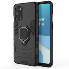 For OnePlus 8T Shockproof Rugged Armor Protective Case with Magnetic Ring Holder