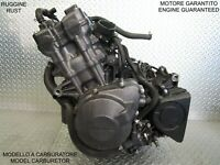 MOTORE GARANTITO ENGINE GUARANTEED HONDA CBF 600 2004 2006