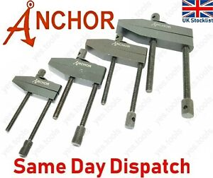 Parallel Clamp Toolmakers Model Engineers Clamping Device Anchor UK 1st Class P