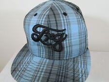 LRG men's snapback baseball cap hat 7 1/8 new