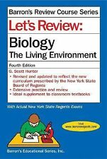 Let's Review Biology-The Living Environment (Barron's Review Course Series)