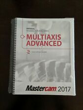 Mastercam 2017 - Multiaxis Advanced - Training Tutorials - Imperial