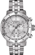 Tissot PRS 200 Chrono Silver Dial Men's watch # T067.417.11.031.00