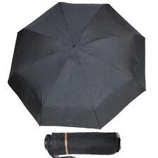 Prima Classe ombrello Alviero Martini piccolo nero geo mappa 19 cm borsa unisex