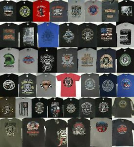 Fast N Loud Gas Monkey Garage Discovery Tv Show Licensed T-Shirt
